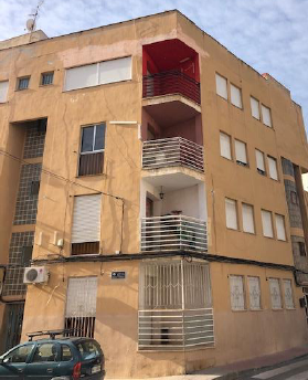 Piso en venta en Algaida, Archena, Murcia, Calle Maestro Miguel Hernandez, 35.520 €, 3 habitaciones, 2 baños, 121 m2