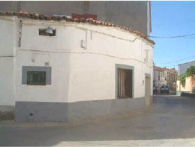 Casa en venta en Castilblanco, Badajoz, Calle Rodriguez de la Fuente, 34.000 €, 2 habitaciones, 1 baño, 101 m2
