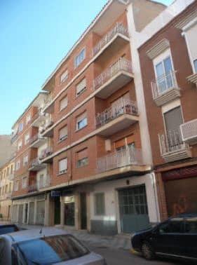 Piso en venta en Albacete, Albacete, Calle Franciscanos, 60.260 €, 3 habitaciones, 1 baño, 118 m2
