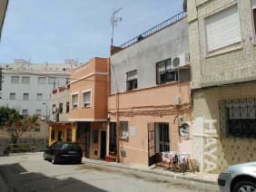 Casa en venta en Punta Carnero, Algeciras, Cádiz, Calle Virgen de Africa, 44.000 €, 1 baño, 55 m2