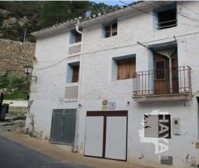 Casa en venta en Eslida, Eslida, Castellón, Calle la Carrera, 56.200 €, 4 habitaciones, 2 baños, 141 m2