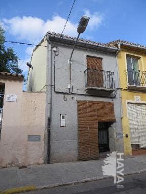 Casa en venta en Cogullada, Carcaixent, Valencia, Calle Iglesia, 83.500 €, 4 habitaciones, 2 baños, 999 m2