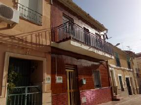 Casa en venta en Hellín, Albacete, Calle Higuericas, 82.983 €, 6 habitaciones, 1 baño, 222 m2