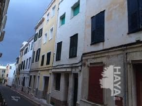 Piso en venta en Llucmaçanes, Mahón, Baleares, Calle Forn, 154.300 €, 3 habitaciones, 1 baño, 186 m2