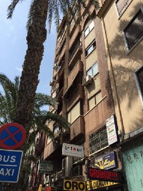 Oficina en venta en Alicante/alacant, Alicante, Calle Calderón de la Barca, 111.128 €, 130 m2