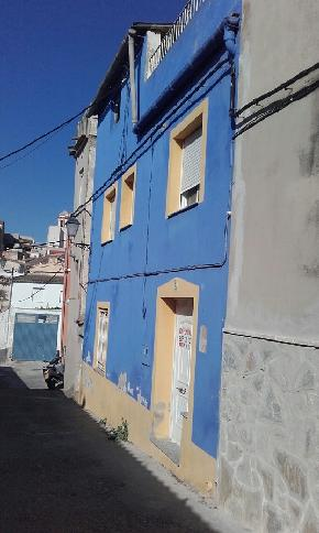 Casa en venta en Bullas, Murcia, Calle Nieve Baja, 42.000 €, 4 habitaciones, 1 baño, 176 m2