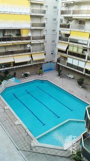 Piso en venta en Salou, Tarragona, Calle Ciudad de Reus, 90.000 €, 1 habitación, 1 baño, 45 m2