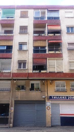Piso en venta en Reus, Tarragona, Calle Escultor Rocamora, 55.971 €, 3 habitaciones, 1 baño, 74 m2