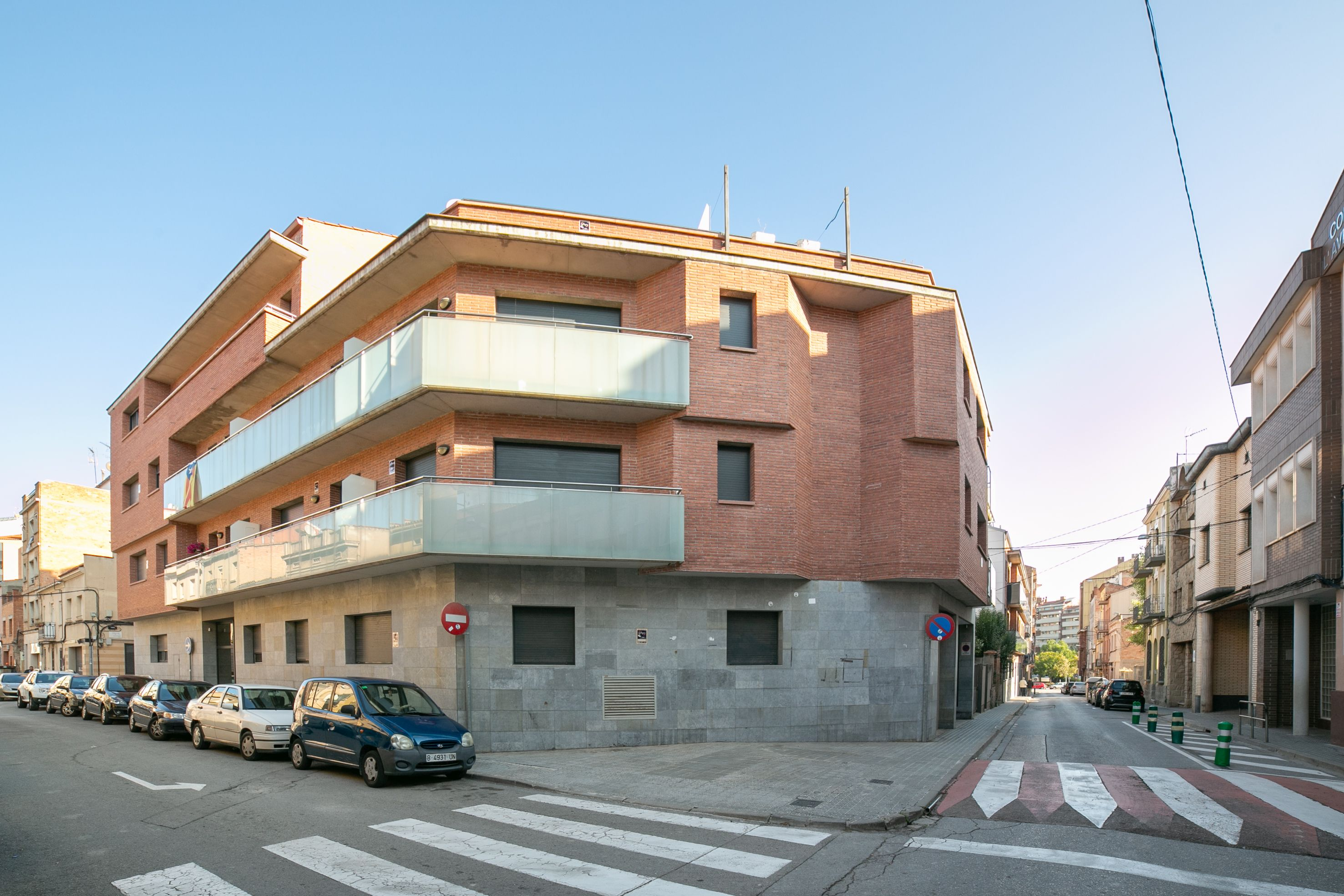 Local en venta en Poble Nou, Manresa, Barcelona, Calle Flor de Lis, 117.000 €, 165 m2