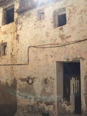 Casa en venta en Llucena/lucena del Cid, Lucena del Cid, Castellón, Calle Granero, 3.000 €, 1 baño, 22 m2