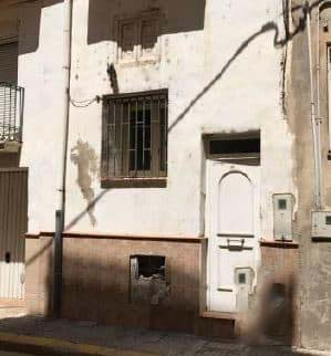Casa en venta en Mas de Miralles, Amposta, Tarragona, Calle San Antonio, 58.600 €, 2 habitaciones, 1 baño, 97 m2