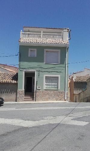 Piso en venta en Pliego, Murcia, Calle Chacona, 102.000 €, 4 habitaciones, 3 baños, 175 m2