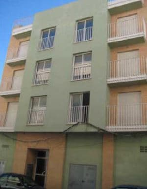 Piso en venta en Dénia, Alicante, Calle Xabia, 673.000 €, 1 baño, 730 m2