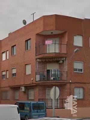 Piso en venta en San Javier, Murcia, Calle Olivar, 85.700 €, 3 habitaciones, 1 baño, 105 m2