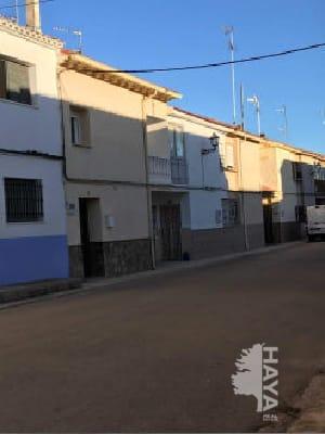 Casa en venta en Horcajo de Santiago, Cuenca, Calle Jose Antonio, 60.066 €, 3 habitaciones, 2 baños, 234 m2