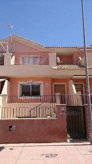 Casa en venta en San Javier, Murcia, Calle Bruselas, 120.000 €, 3 habitaciones, 2 baños, 115 m2