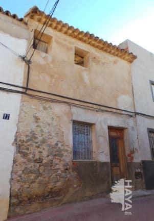 Casa en venta en Monóvar/monòver, Alicante, Calle Aspe, 56.900 €, 1 baño, 105 m2