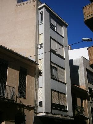 Piso en venta en Virgen de Gracia, Burriana, Castellón, Calle Encarnación, 42.000 €, 3 habitaciones, 1 baño, 106 m2