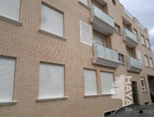 Piso en venta en Murcia, Murcia, Calle Constitución, 44.300 €, 1 habitación, 1 baño, 42 m2