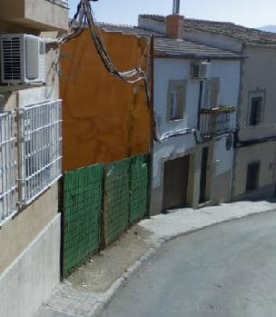 Suelo en venta en Jaén, Jaén, Calle Tiro Nacional, 14.530 €, 135 m2
