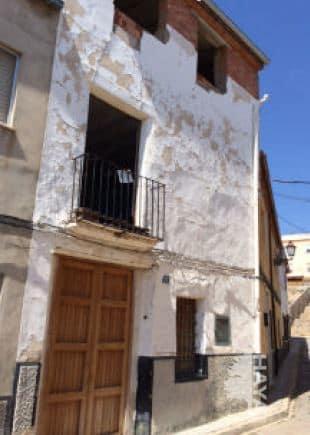 Casa en venta en Ayora, españa, Calle Santa Bárbara, 34.100 €, 3 baños, 110 m2