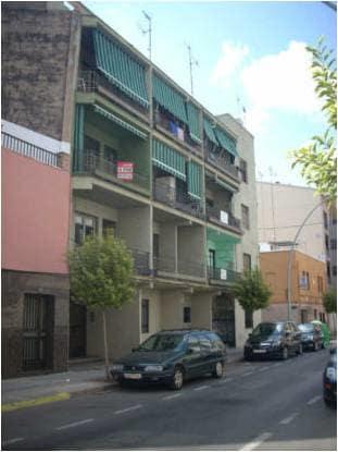 Piso en venta en Piso en Vila-real, Castellón, 34.100 €, 3 habitaciones, 2 baños, 75 m2