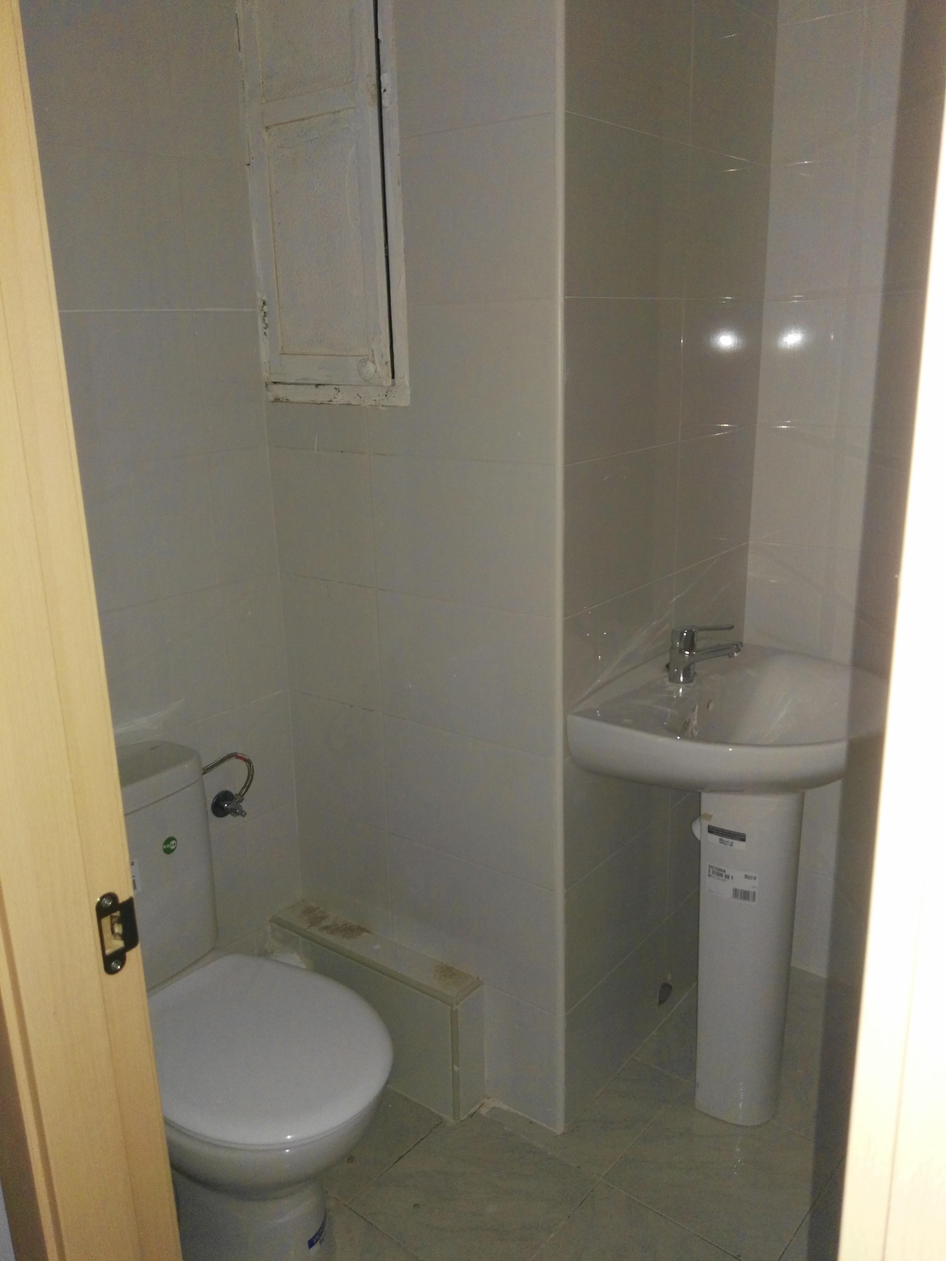 Piso en venta en Piso en Castellón de la Plana/castelló de la Plana, Castellón, 64.000 €, 3 habitaciones, 1 baño, 101 m2