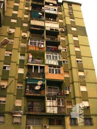Piso en venta en Málaga, Málaga, Calle Genoveses, 53.379 €, 4 habitaciones, 1 baño, 98 m2