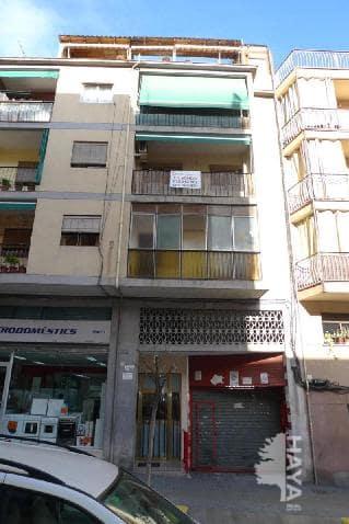 Piso en venta en La Salut, Badalona, Barcelona, Calle Pau Piferrer, 110.869 €, 2 habitaciones, 1 baño, 71 m2