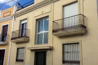 Casa en venta en Lepe, Huelva, Paseo del Pilar, 47.200 €, 2 habitaciones, 1 baño, 57 m2