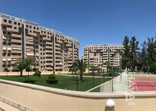 Parking en venta en Alicante/alacant, Alicante, Calle Tridente, 6.000 €, 11 m2