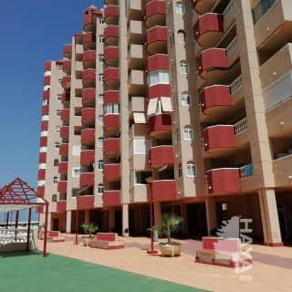 Piso en venta en La Manga del Mar Menor, San Javier, Murcia, Calle Poligono G - Manga, 76.700 €, 1 habitación, 1 baño, 51 m2