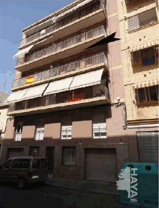 Piso en venta en Elche/elx, Alicante, Calle Pablo Picasso, 64.100 €, 4 habitaciones, 1 baño, 110 m2