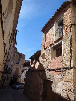 Casa en venta en Maella, Zaragoza, Calle Moleta, 47.000 €, 3 habitaciones, 1 baño, 178 m2