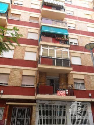 Piso en venta en Gandia, Valencia, Calle Pintor Josep Ribera, 35.299 €, 3 habitaciones, 1 baño, 92 m2