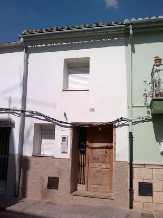 Casa en venta en Gandia, españa, Calle Montaña, 16.395 €, 2 habitaciones, 1 baño, 110 m2