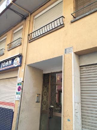 Piso en venta en Barri Fortuny, Reus, Tarragona, Calle Escultor Rocamora, 61.268 €, 3 habitaciones, 1 baño, 85 m2