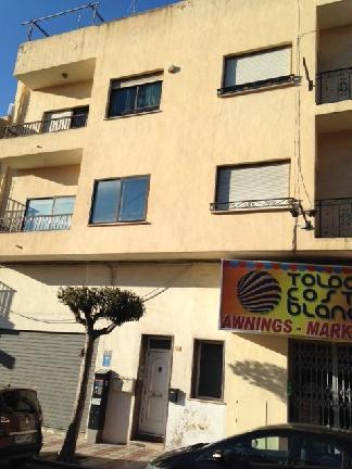 Piso en venta en Lloma la Mata, Teulada, Alicante, Avenida Mediterraneo, 41.000 €, 1 habitación, 1 baño, 85 m2