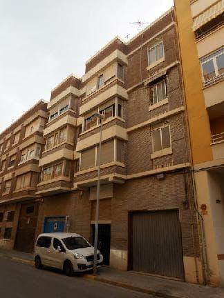 Piso en venta en Burriana, Castellón, Calle Siervas de Jesus, 35.000 €, 3 habitaciones, 1 baño, 105 m2