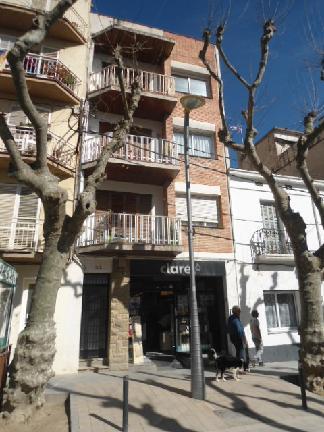 Piso en venta en Arenys de Munt, Barcelona, Calle Francesc Macia, 127.125 €, 3 habitaciones, 1 baño, 88 m2