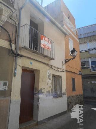 Casa en venta en Grupo Corell, Burriana, Castellón, Calle Virgen del Pilar, 43.000 €, 5 habitaciones, 1 baño, 115 m2