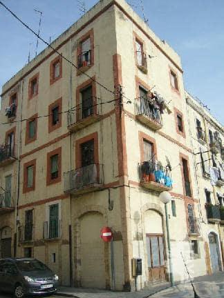 Piso en venta en Sant Pere I Sant Pau, Tarragona, Tarragona, Calle Misericordia, 56.320 €, 3 habitaciones, 1 baño, 63 m2