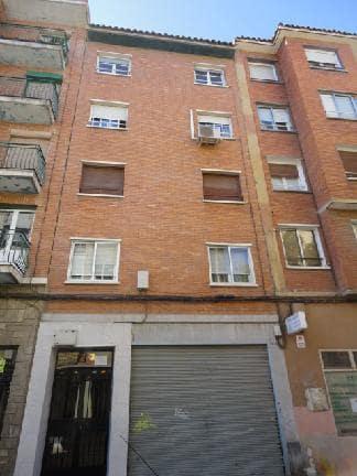 Piso en venta en Zaragoza, Zaragoza, Calle Borja, 42.144 €, 2 habitaciones, 1 baño, 70 m2
