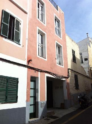 Piso en venta en Ciutadella de Menorca, Baleares, Calle Cabo de Bajolí, 93.508 €, 1 habitación, 1 baño, 82 m2