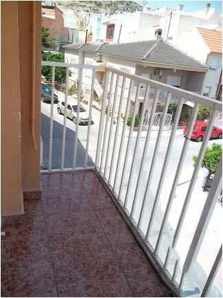 Piso en venta en Piso en Archena, Murcia, 57.600 €, 3 habitaciones, 2 baños, 126 m2