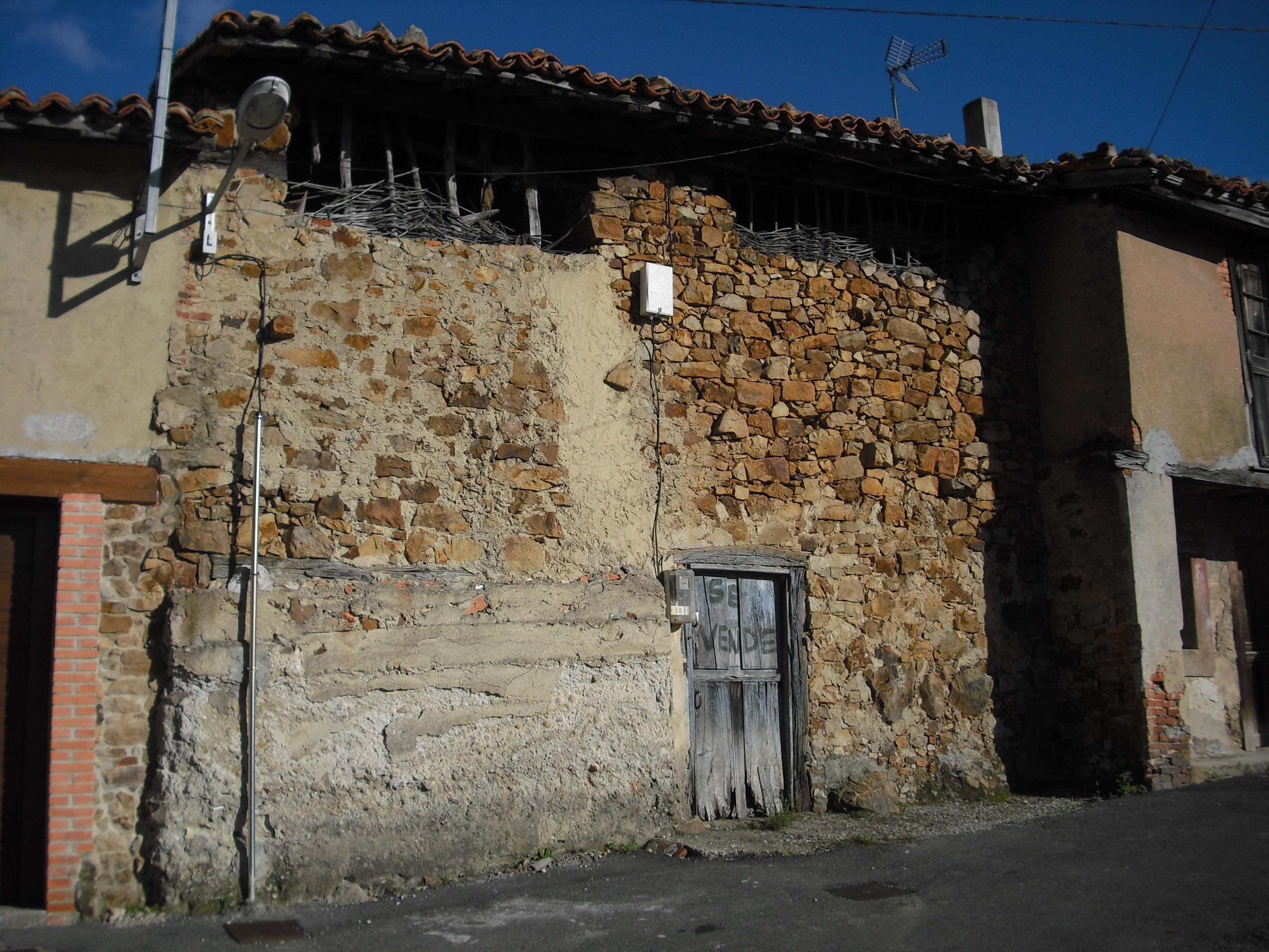 Casa en venta en Bimenes, Asturias, Calle Lugar Fontanina, 5.300 €, 1 baño, 82 m2