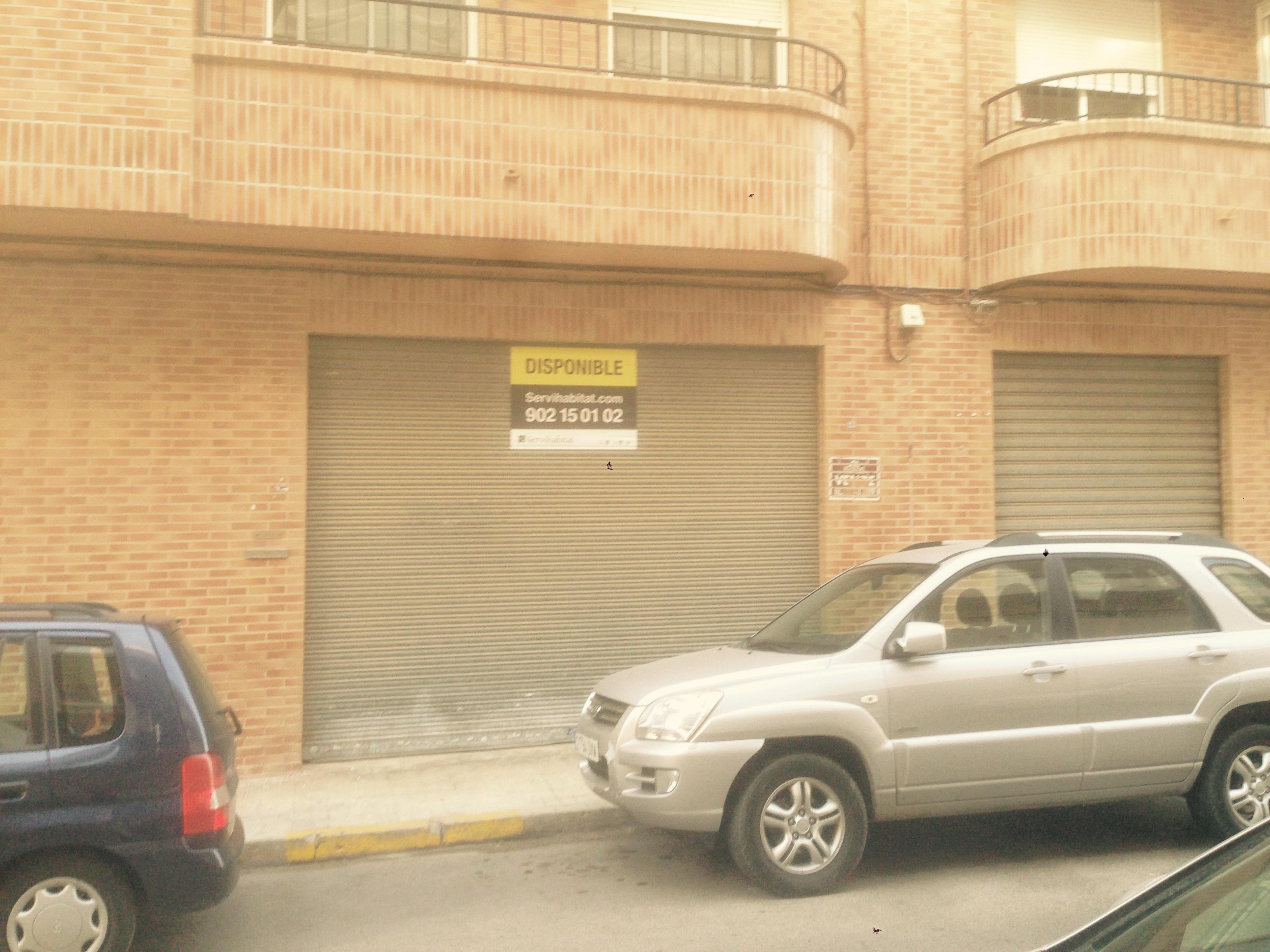 Local en venta en Burjassot, Valencia, Calle Musico Gomis, 230.880 €, 171 m2