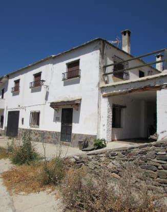 Casa en venta en Distrito Beiro, Válor, Granada, Calle San Blas, 71.537 €, 3 habitaciones, 2 baños, 197 m2