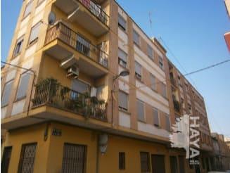 Piso en venta en Vila-real, Castellón, Calle Sant Bertomeu, 36.612 €, 3 habitaciones, 1 baño, 89 m2