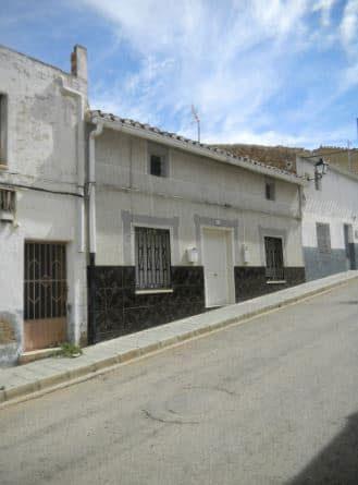 Casa en venta en Tobarra, Albacete, Calle Primera del Collado, 59.200 €, 4 habitaciones, 2 baños, 312 m2